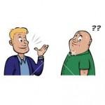 confusing conversation