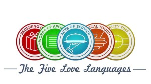 The Five Love Languages Logo