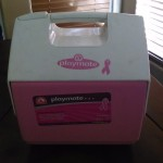 The Little Pink Cooler