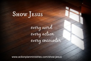 Show Jesus blog pic - profile