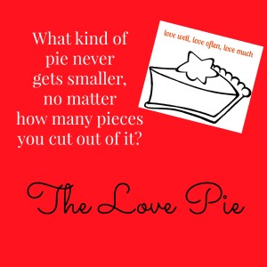 The love Pie