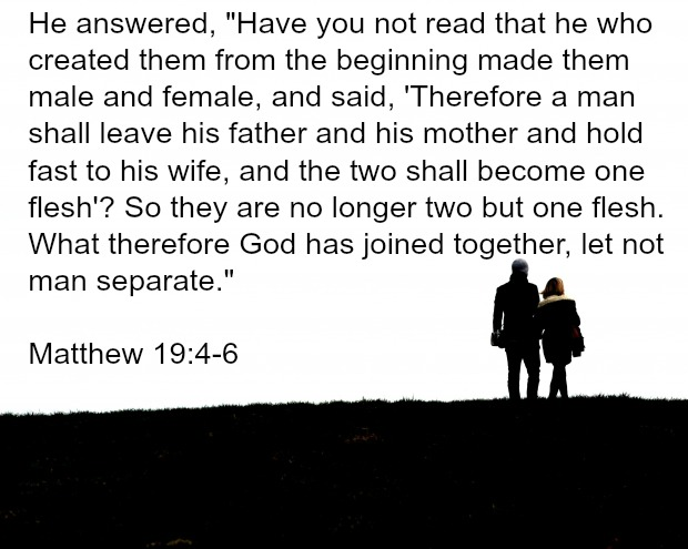 Matthew 19 - morguefile