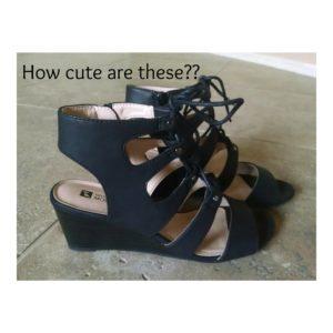 Shoe - pair