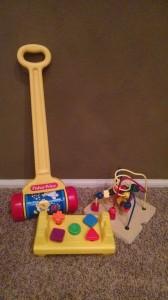 3 toys